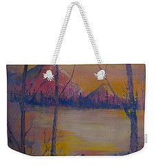 Dream Haze Weekender Tote Bag
