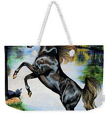 Dream Horse Series 3015 Weekender Tote Bag