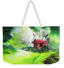 Dream House 3 Weekender Tote Bag