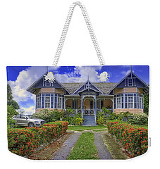 Dream House Weekender Tote Bag