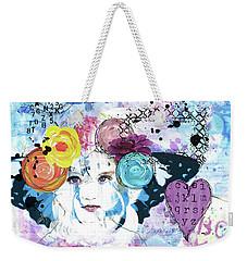 Dream In Color Weekender Tote Bag