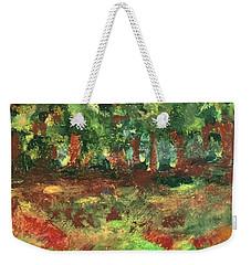 Dream In Green Weekender Tote Bag