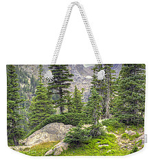 Dream Lake Weekender Tote Bag by Juli Scalzi