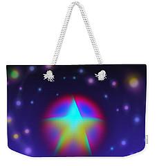 Dream Like A Super Star Weekender Tote Bag