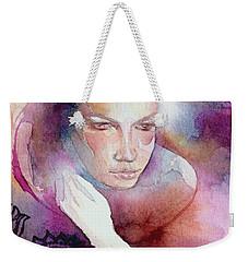 Dream Lotus Weekender Tote Bag