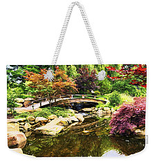 Dream Of Asia Weekender Tote Bag