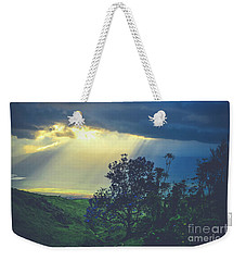 Weekender Tote Bag featuring the photograph Dream Of Mortal Bliss by Sharon Mau