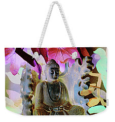 Dream Of Peace Come True Weekender Tote Bag by Amara Dacer