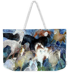 Dream Of Wild Horses Weekender Tote Bag