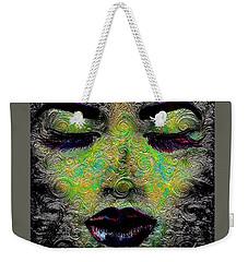 Dream On Weekender Tote Bag by Iowan Stone-Flowers