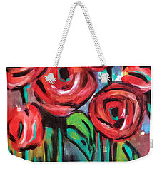Dream Roses Weekender Tote Bag