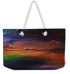 Dream Tiers Weekender Tote Bag