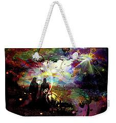 Dream Walking Weekender Tote Bag
