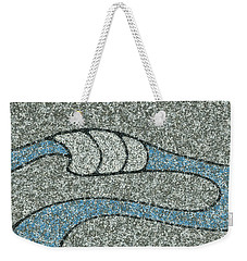 Dream Wave Weekender Tote Bag