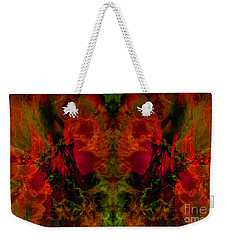 Dream Weaver  Weekender Tote Bag by Tlynn Brentnall