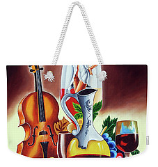Dream World Weekender Tote Bag