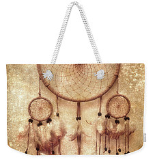 Dreamcatcher Weekender Tote Bag by Wim Lanclus