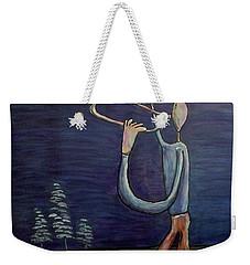 Dreamers 13-002 Weekender Tote Bag by Mario Perron
