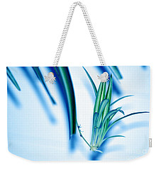 Weekender Tote Bag featuring the photograph Dreaming Abstract Today by Susanne Van Hulst