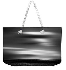 Weekender Tote Bag featuring the photograph Dreaming Clouds by Dan Jurak