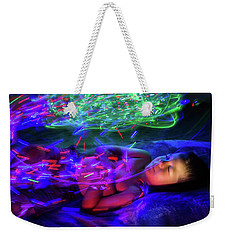 Dreaming In Color Weekender Tote Bag