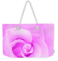 Dreaming In Lavender Weekender Tote Bag by Patti Whitten