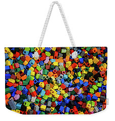 Dreaming In Legos  Weekender Tote Bag