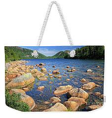 Dreaming Of Acadia Weekender Tote Bag