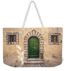 Dreaming Of Cortona Weekender Tote Bag