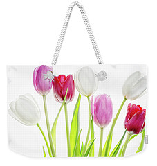 Weekender Tote Bag featuring the photograph Dreaming Of Spring by Rebecca Cozart