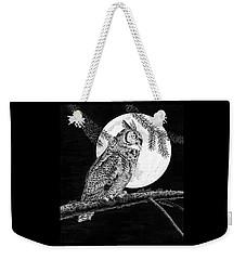 Dreaming Of The Night Weekender Tote Bag