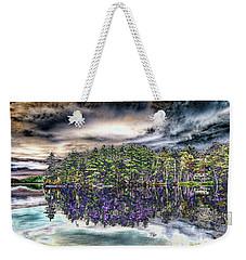 Dreaming Of The Past Weekender Tote Bag by Daniel Hebard