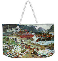 Dreaming Of The Sea Weekender Tote Bag