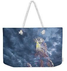 Dreaming Of The Sky Weekender Tote Bag