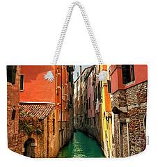 Dreaming Of Venice  Weekender Tote Bag by Carol Japp