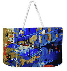Dreaming Sunshine II Weekender Tote Bag by Cathy Beharriell