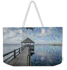Dreaming Together Weekender Tote Bag by Wade Brooks