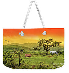 Weekender Tote Bag featuring the photograph Dreamland by Charuhas Images