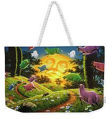 Dreamland IIi Weekender Tote Bag