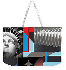 Dreams Weekender Tote Bag by Andrew Drozdowicz