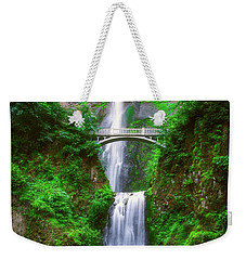 Dreams In The Forest Weekender Tote Bag