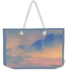 Dreams Of Spring 3 Weekender Tote Bag