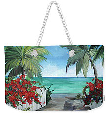 Dreams Of St. John Weekender Tote Bag