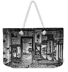 Weekender Tote Bag featuring the photograph Dreams Of The Past by Darren White