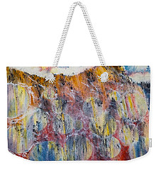 Dreams Rise Up To Meet The Morning Weekender Tote Bag
