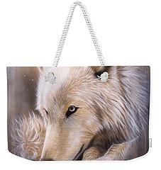 Dreamscape - Wolf Weekender Tote Bag
