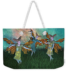 Dreamscape Weekender Tote Bag by Betsy Knapp