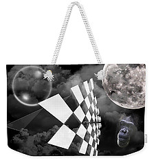 Dreamscape Five Weekender Tote Bag by Ken Frischkorn
