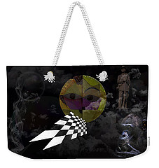 Dreamscape Four Weekender Tote Bag by Ken Frischkorn