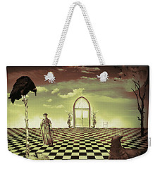 Dreamscape One Weekender Tote Bag by Ken Frischkorn